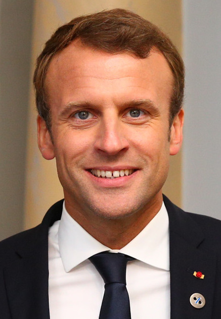 Emmanuel Macron Age Bio Married Children Wife Family Net Worth Wiki Film Journal